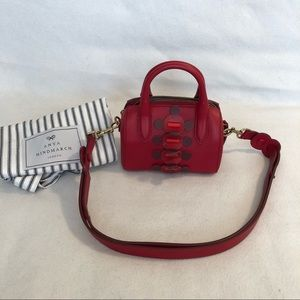 ANYA HINDMARCH Mini Vere crossbody micro bag